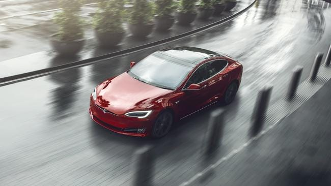 The Tesla Model S' electric driveline and driver aids shook up the car industry.