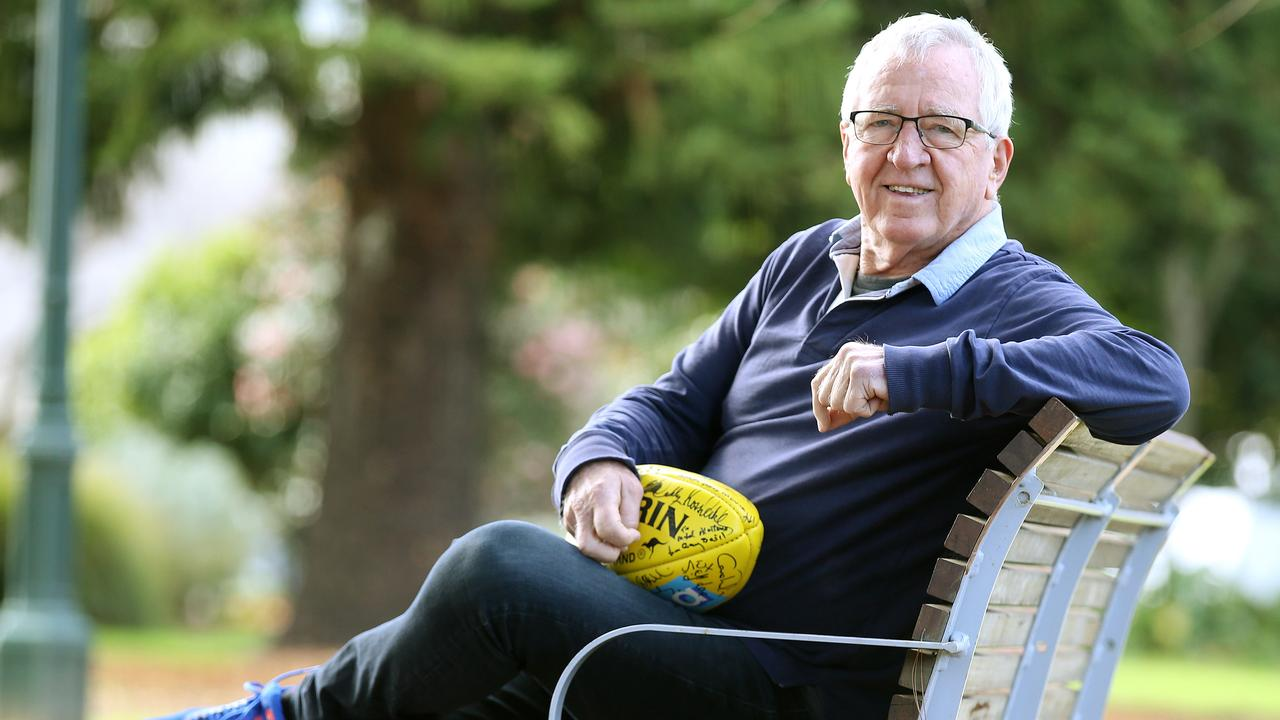 Mike Sheahan has quit his controversial podcast with Sam Newman and Don Scott. Photo: Michael Klein