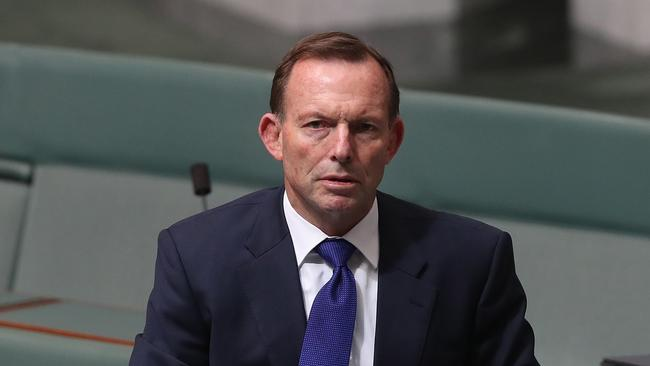 "Tony Abbott has blasted Malcolm Turnbull on 2GB, calling the Prime Minister a ""desperate incumbent""."
