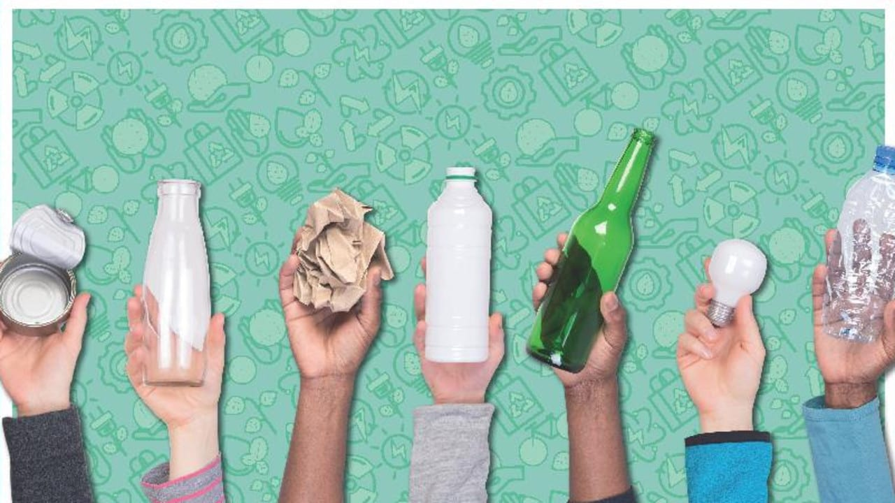 We can all put our hands up to be better recyclers.