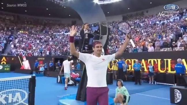 Federer pulls off miracle comeback