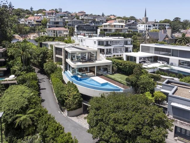 Alexander Ma's home at 20a Vaucluse Rd, Vaucluse, goes to auction on March 18 with a $30 million price guide