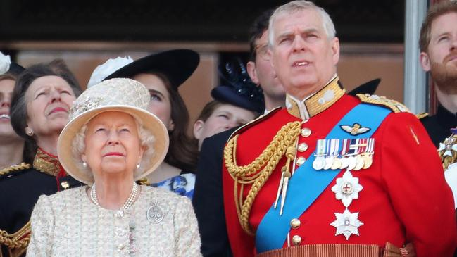 Andrew is believed to be the Queen's favourite son. Picture: Chris Jackson/Getty Images
