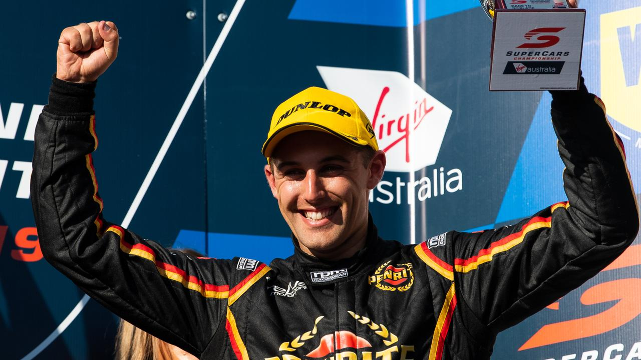 De Pasquale broke through for his maiden main game podium at Phillip Island.
