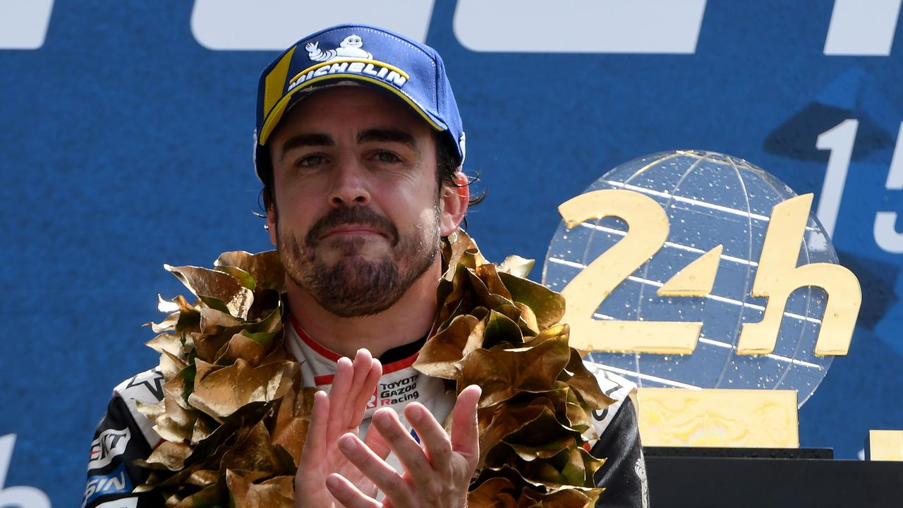 Legendary driver Fernando Alonso has undergone surgery after a road accident.