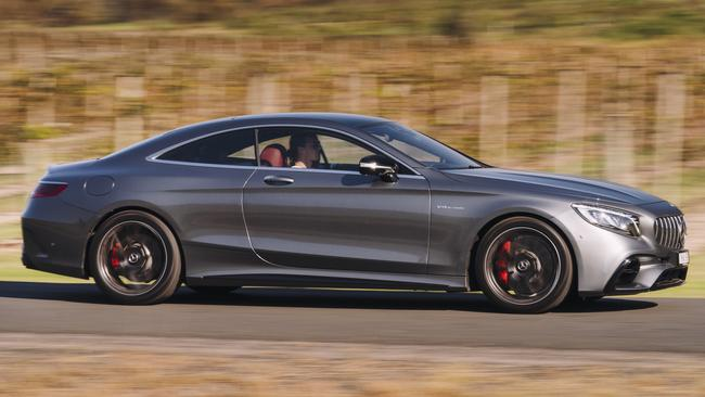 Well-sorted: AMG's work on the S63 makes it a candidate for top-seller.