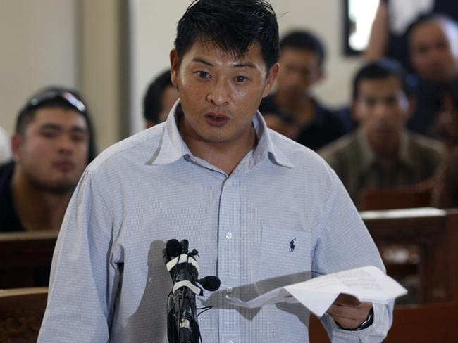 Still waiting ... Andrew Chan is yet to receive word on his clemency bid. Picture: News Corp Australia.