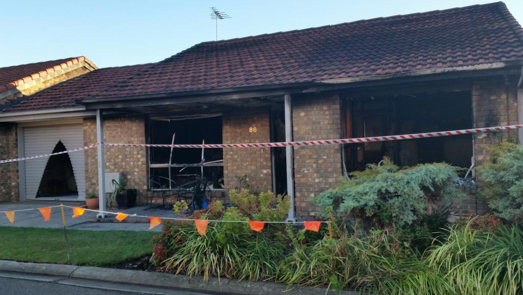 Woman Escapes Unhurt From Unit Fire At Tea Tree Gardens Retirement