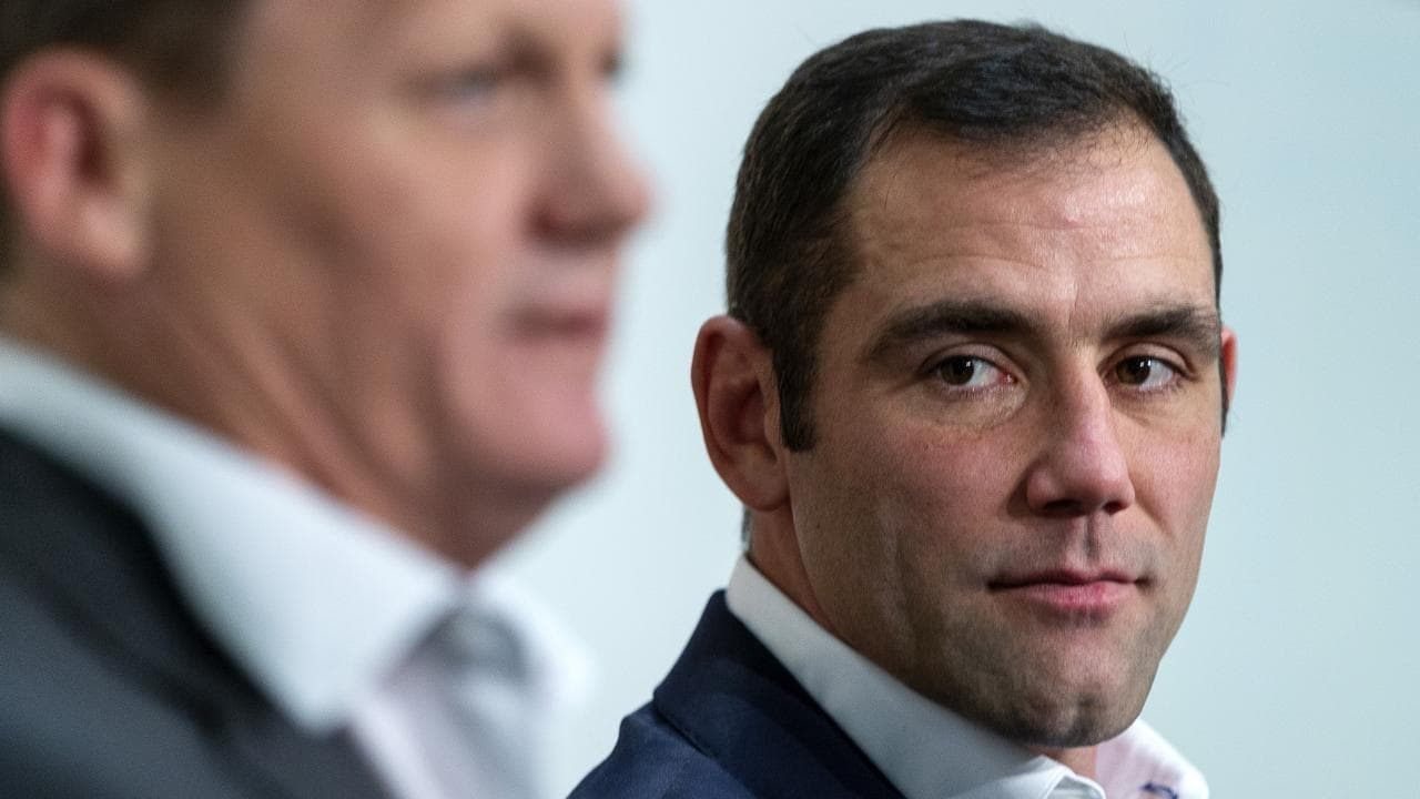 Cameron Smith's retirement left the Maroons with a huge hole to fill.