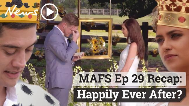 MAFS Ep 29 Recap: Happily Ever After?