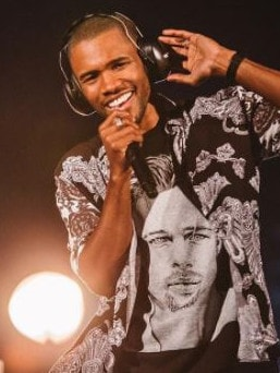 Frank Ocean is a big drawcard. Picture: Supplied.