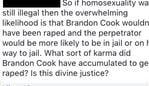 Brandon Cook sexual assault story