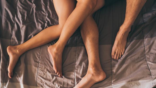 Sexy time is better for thirty-somethings. It's a fact. Picture: iStock