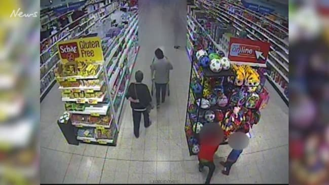 Toddler sprayed with acid in UK bargain store
