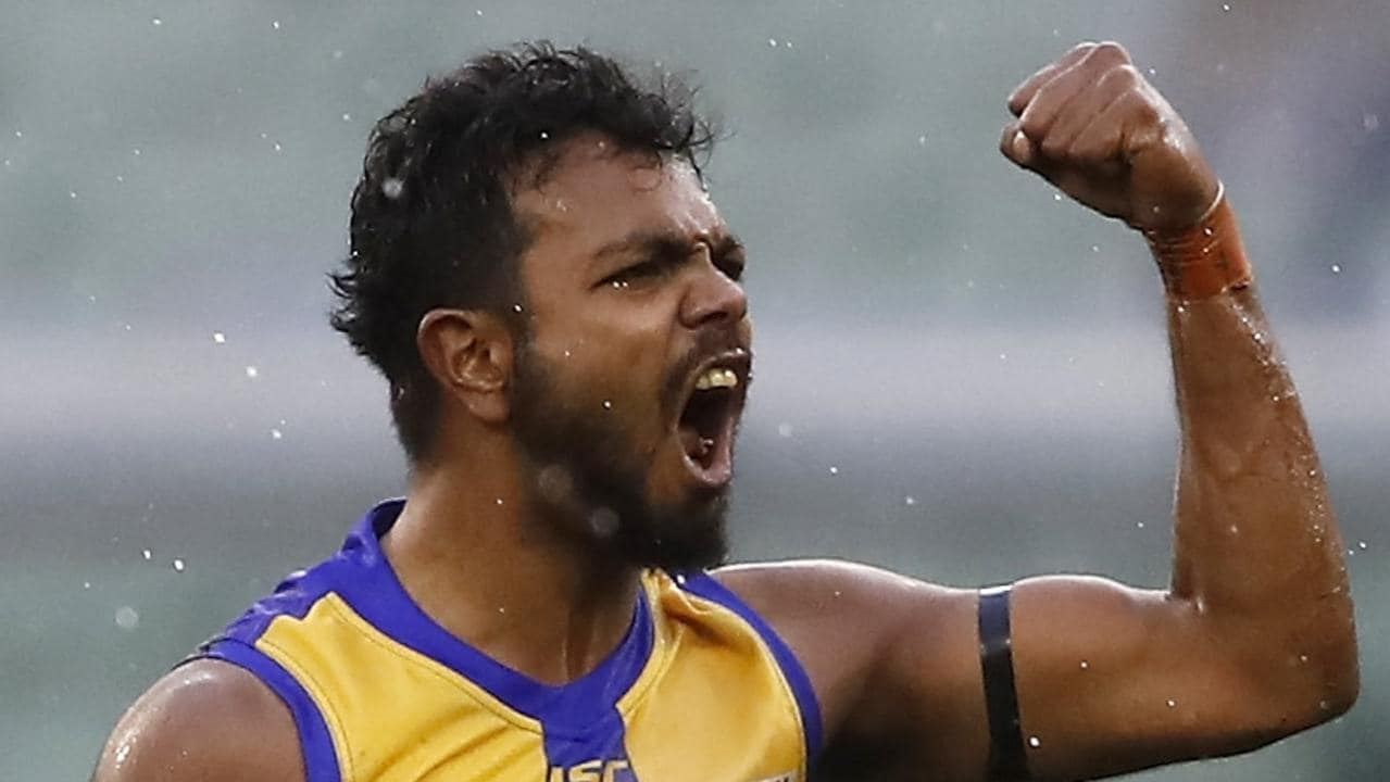 Willie Rioli. Photo: Dylan Burns/AFL Photos