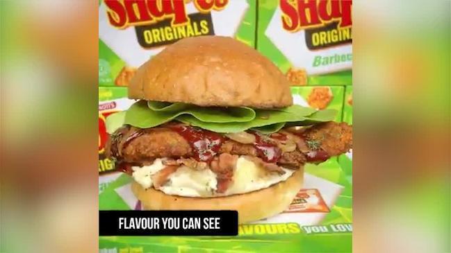 Melbourne Food Mash Ups Sausage In A Hamburger Leader
