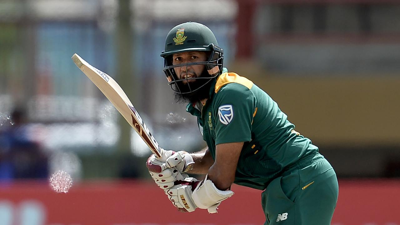 Hashim Amla has been named in South Africa's World Cup squad
