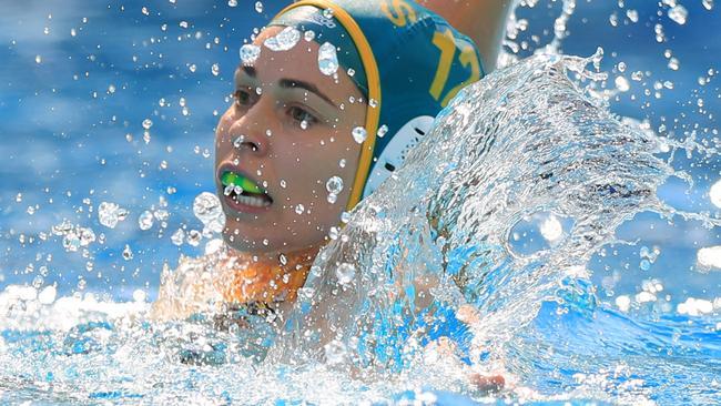Nicola Zagame at the Rio Olympics. Picture: Alex Coppel.