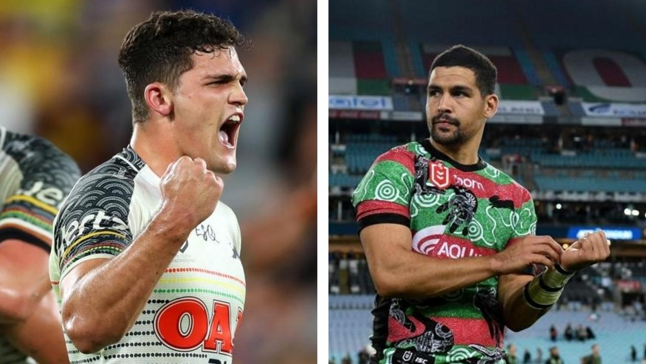 Nathan Cleary and Cody Walker will be under intense pressure.