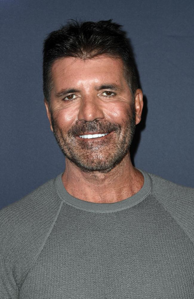 Cowell at the America's Got Talent season 14 live show on August 13, 2019. Picture: Frazer Harrison/Getty Images