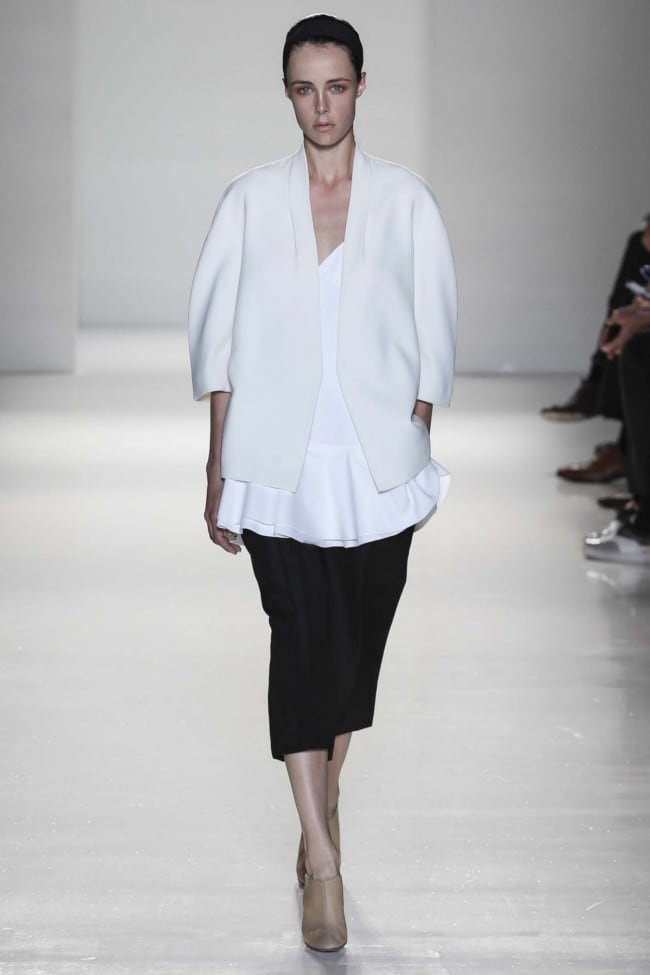 Victoria Beckham ready-to-wear spring/summer '14