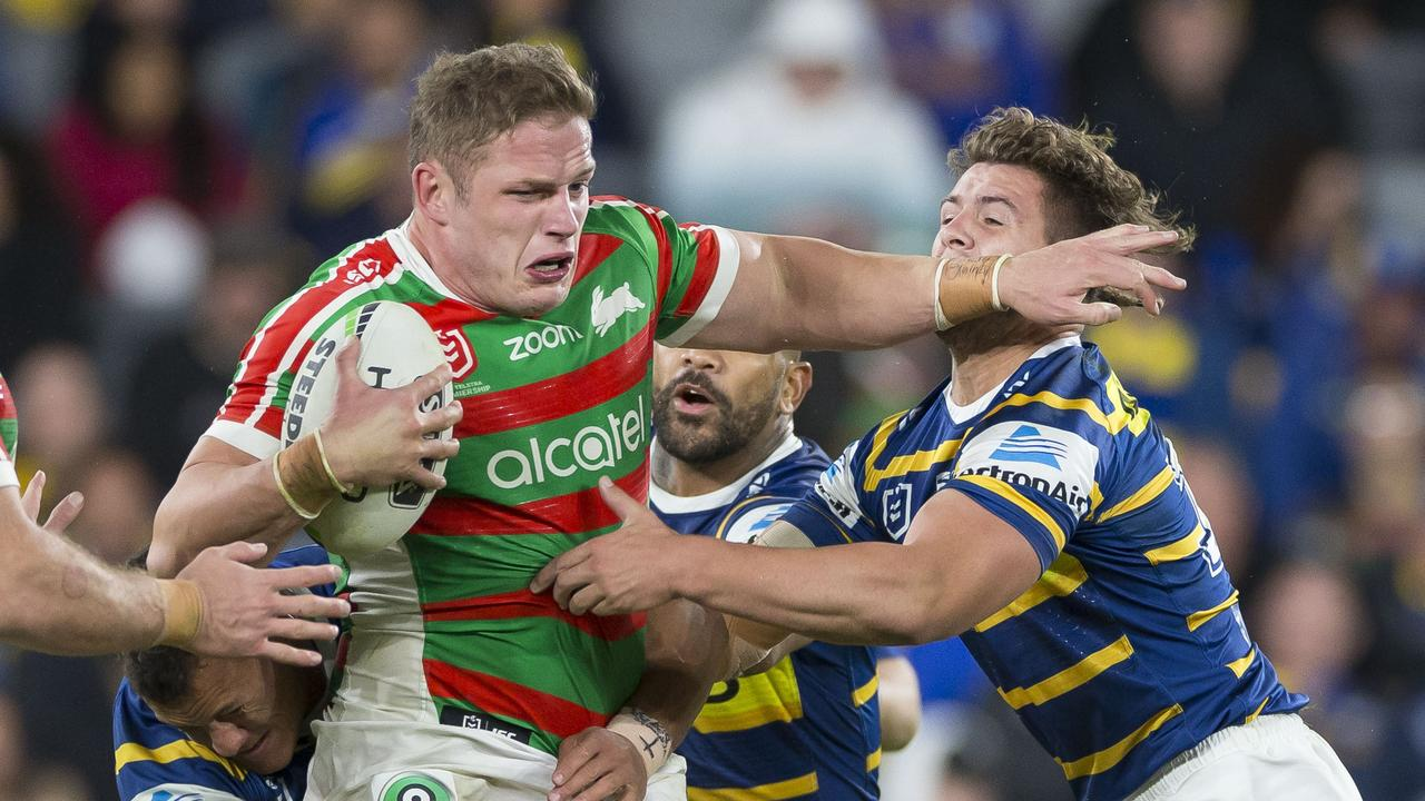 George Burgess could be headed for the Super League.