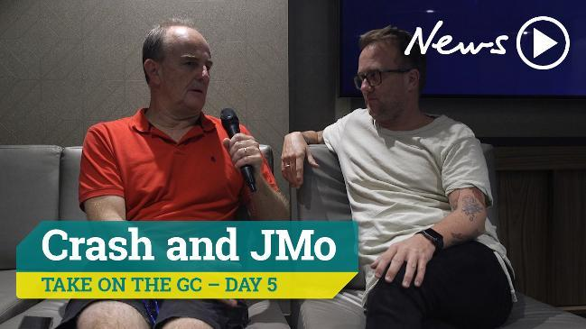 Crash and JMo take on the GC - Day 5