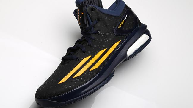Andrew Wiggins Debuts adidas Crazy Light Boost 2015