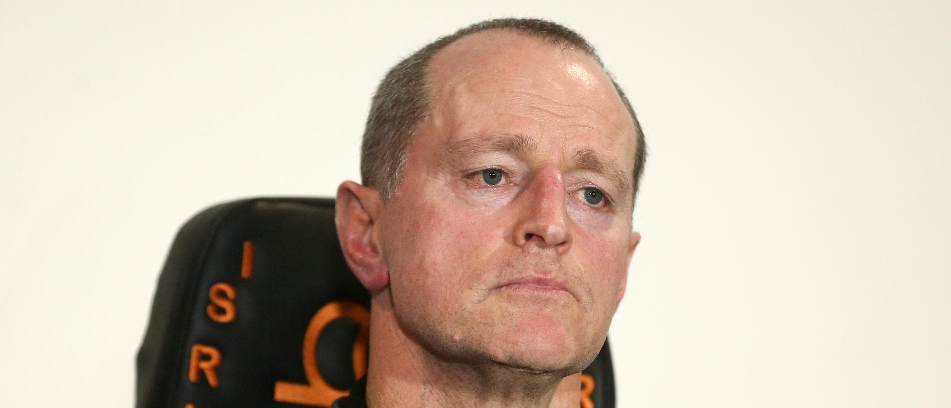 Tigers coach, Michael Maguire addresses the media following the Round 5 NRL match between the Wests Tigers and the Canberra Raiders at Campbelltown Stadium in Sydney, Saturday, June 13, 2020. (AAP Image/Brendon Thorne) NO ARCHIVING, EDITORIAL USE ONLY