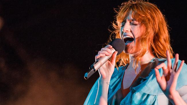 Florence Welch. Picture: Mauricio Santana/Getty Images