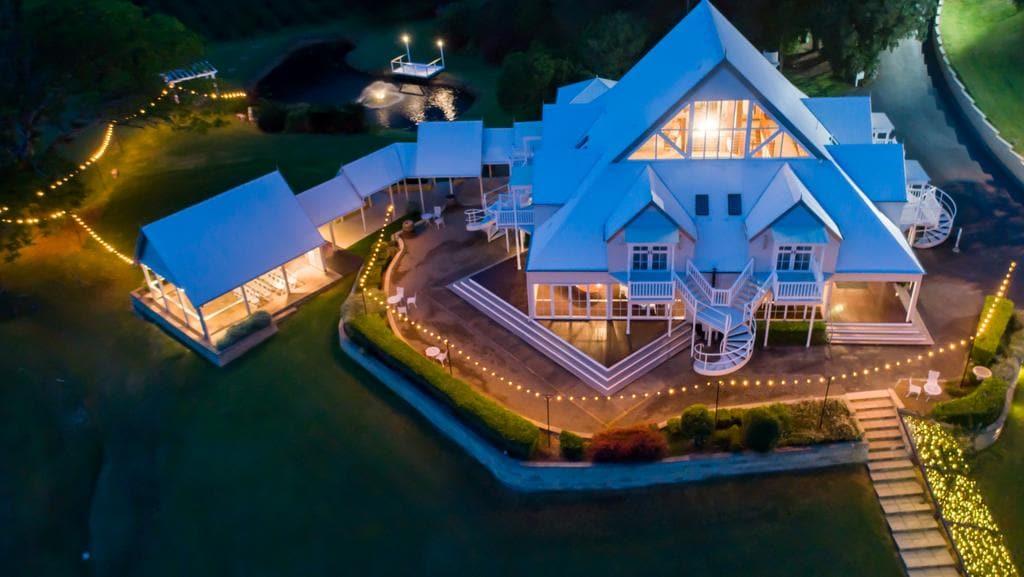 Sunshine Coast Hinterland Wedding Venue Maleny Manor For Sale The