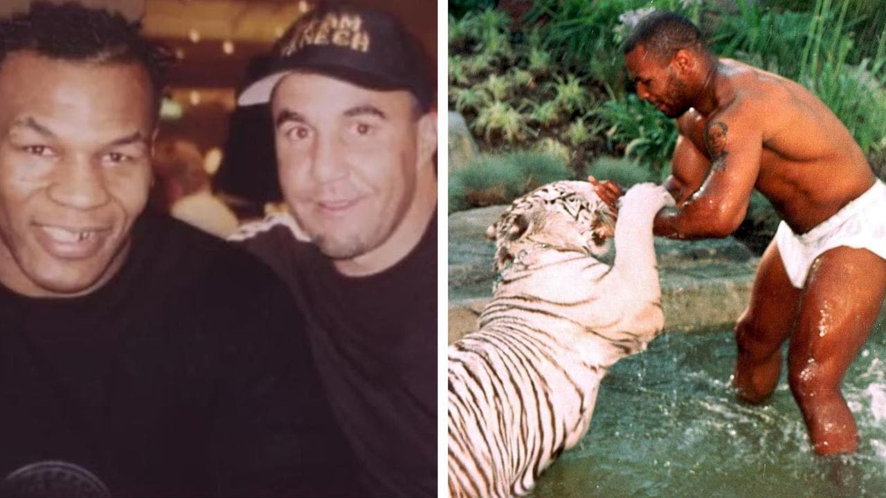Not many people know Mike Tyson better than Jeff Fenech.