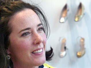 New York fashion designer Kate Spade was found dead in her apartment in an apparent suicide. Photo: AP Photo/Bebeto Matthews, File