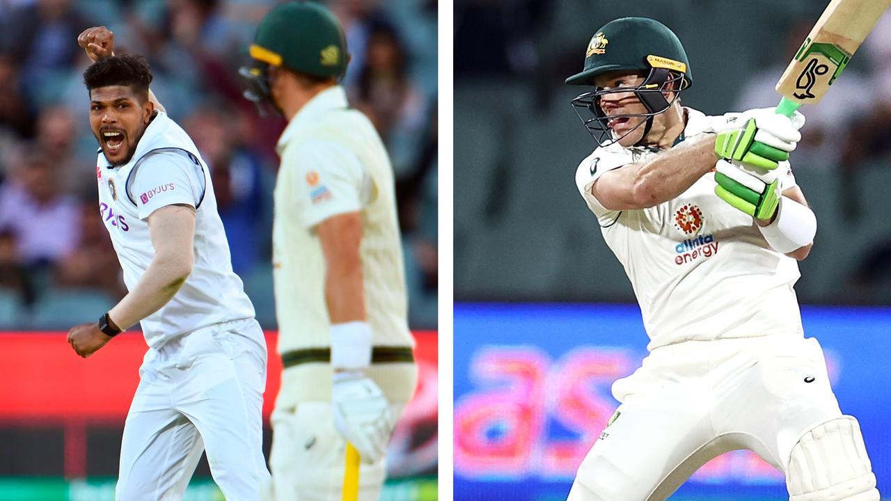 Cricket Australia Vs India Test Adelaide Day 2 News Score Talking Points Mitchell Starc Fox Sports
