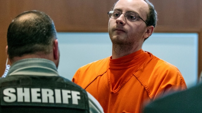ake Patterson pleaded guilty to abducting Jayme Closs and keeping her in captivity after murdering her parents. Image: Barron County Sheriff's Department / AFP