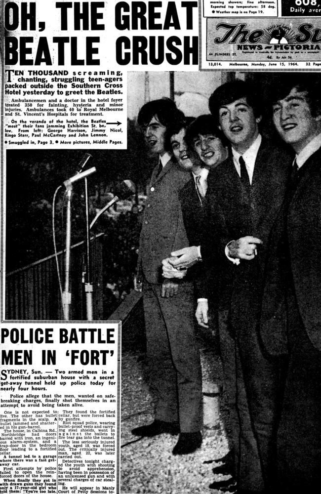 Image result for beatles june 14 1964