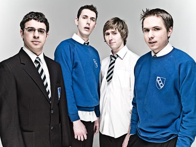 The Inbetweeners has gone on to become one of Britain's most successful comedies.