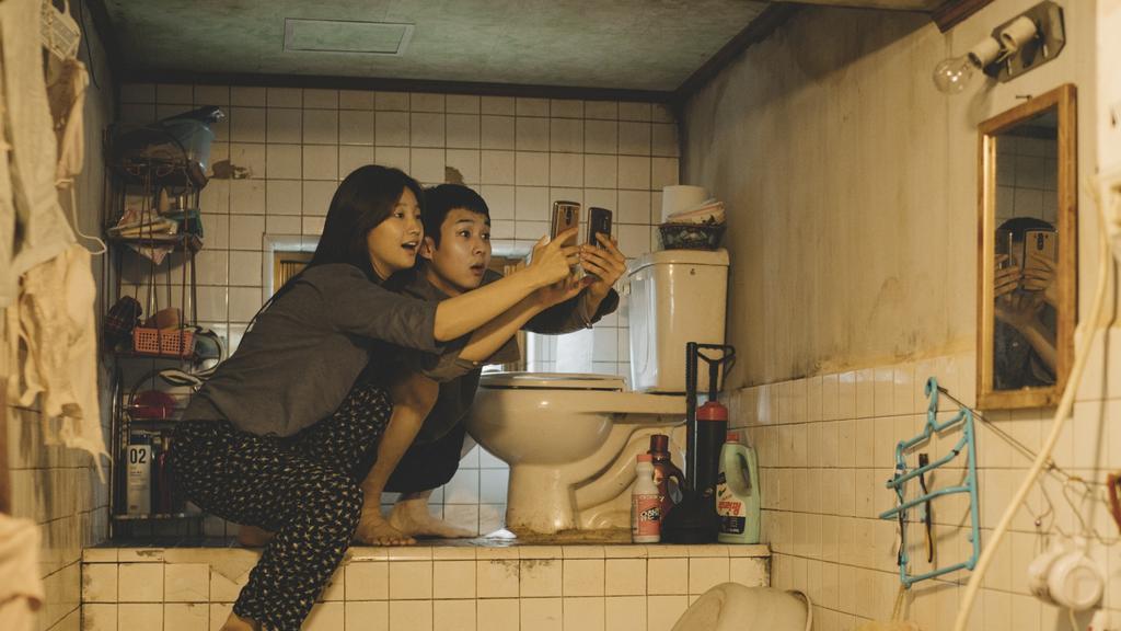 Image Result For Review Of Korean Film Parasite