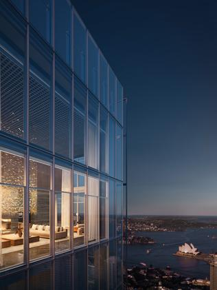 Lendlease's One Sydney Harbour project in Barangaroo South.