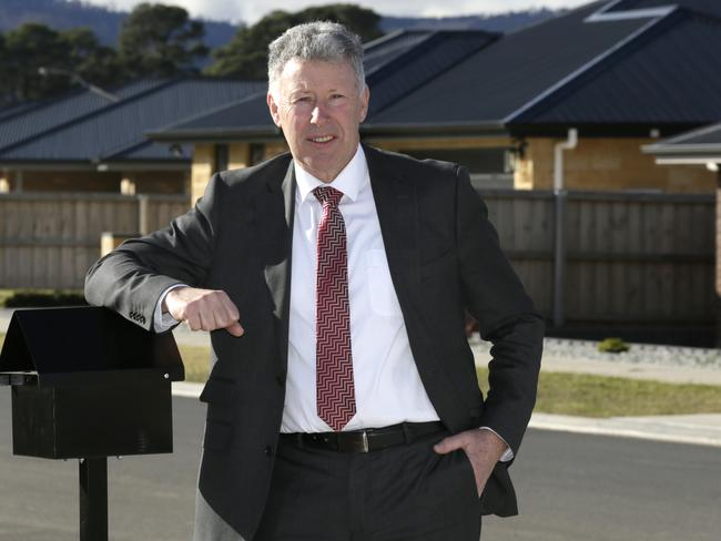 Hobart cannot satisfy the high demand for rental properties, says PRDnationwide director Tony Collidge.