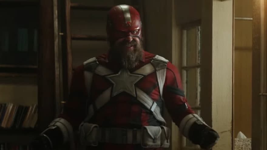 David Harbour stars as The Red Guardian. Picture: YouTube.