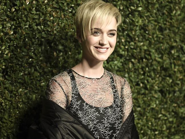Katy Perry has signed one of the most lucrative TV judge deals in history. Picture: Richard Shotwell