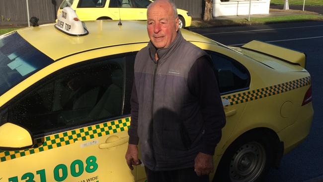 Uber wipes out 84yo taxi driver Leo Mauro: 'There is no future'