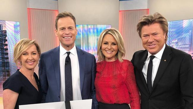 The Today show is currently hosted by Deb Knight and Georgie Gardner.