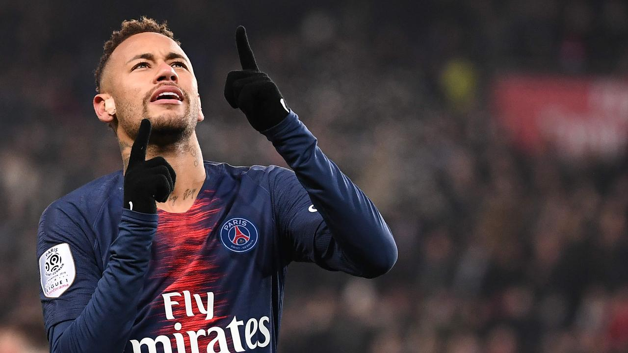 Could Neymar be playing at the Theatre of Dreams next season?