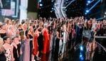 Many of Larry Nassar's victims gather in powerful message at the ESPY Awards