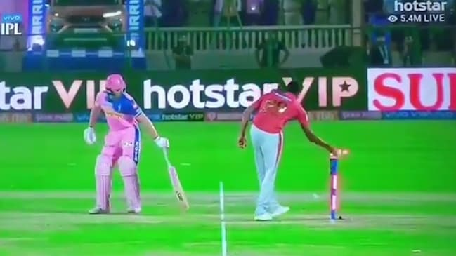 Was Ravi Ashwin's 'mankad' a dog act or genius?