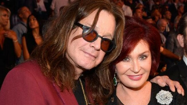 Sharon and Ozzy have been through their own addiction struggles. Picture: Bryan Steffy/Getty ImagesSource:Getty Images