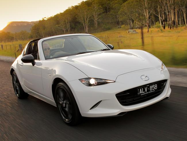 Mazda MX-5: Using sealant won't preclude tyre repairs