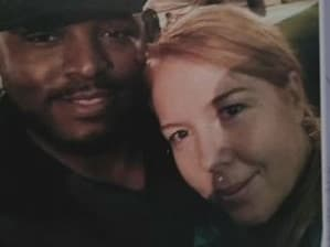 Lisa Cunningham's text messages will play a key role in the trial, the couple's lawyers say. Picture: TV/CBS 5